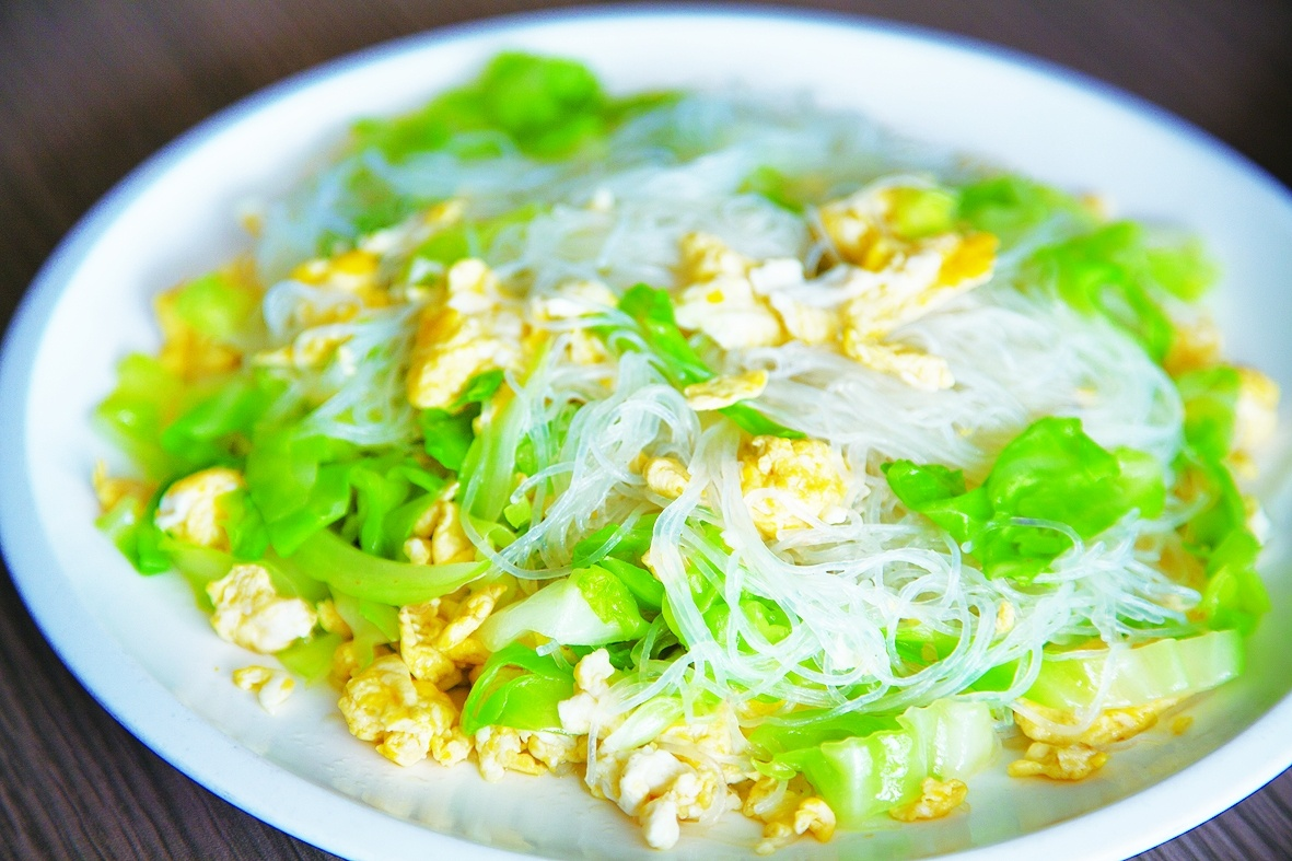 Image of Cabbage Tang Hoon (Malaysian Style)